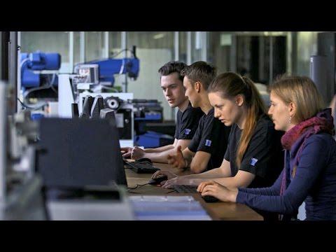 Industrie 4.0 macht Schule – Ausbildung in der digitalen Welt