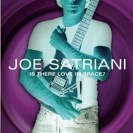 Joe Satriani альбом Is There Love In Space?