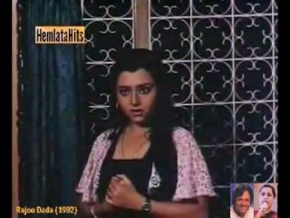 Aaj Hum Aap Ke Makaan Mein Hain - Hemlata & Manhar Udhas - Rajoo Dada (1992)