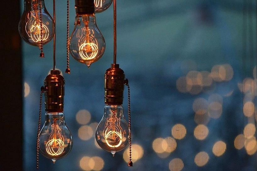 Винтажные лампочки