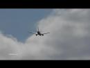 Boeing 737 MAX Shocking Steep takeoff almost vertical Farnborough air show