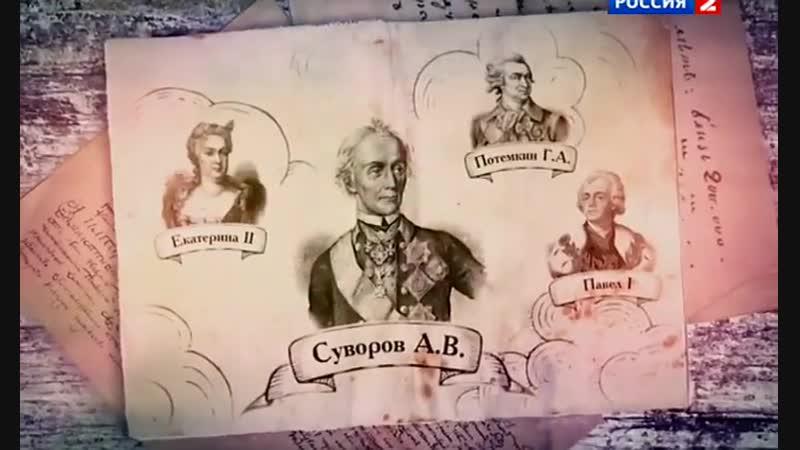 Полководцы России От Древней Руси до ХХ века 4 Александр Суворов