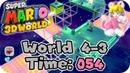 Super Mario 3D World 4-3 С Ритмом в Небе Beep Block Skyway