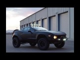 Transformers 4: Behind the Scenes with Rally Fighter Driver