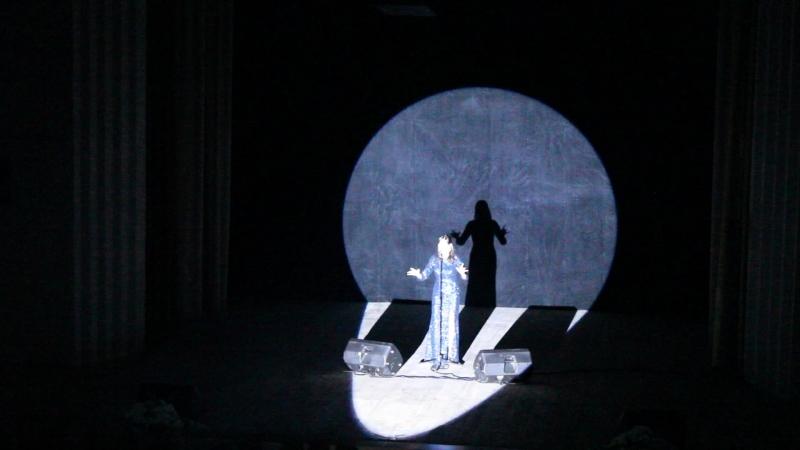 Кристель Лури Подмосковные вечера