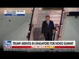 Ведущая на телеканале Fox случайно назвала саммит Дональда Трампа и Ким Чен Ына встречей двух диктаторов