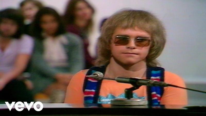 Elton John - Border Song (Live On BBC In Concert)