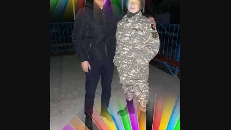 Жас Ұлан С.Рахымов 1 рота 2 взвод