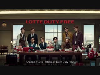 [lotte duty free] ldf 냠(yum) campaign with exo (eng)