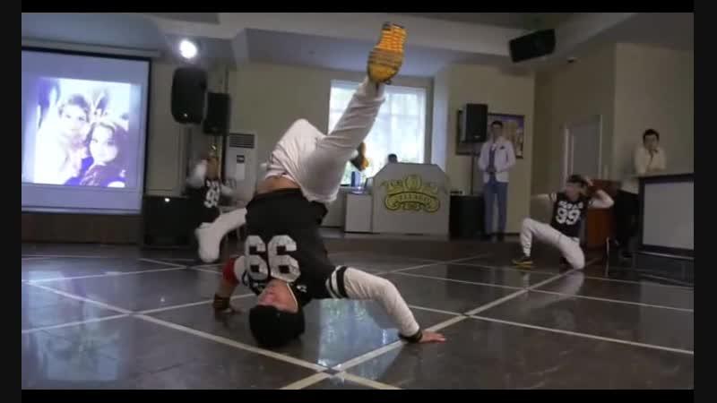 Шоу прорамма Тольятти команда ARM FOOT HEAD