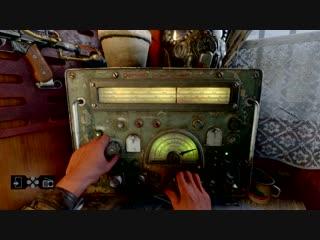 Метро - исход / metro - exodus | радио, цой, аукцыон