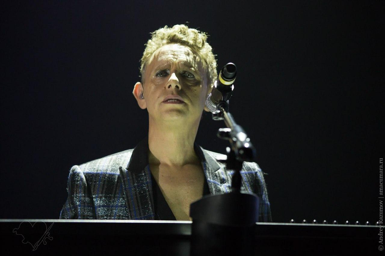 Depeche Mode Санкт-Петербург СКК