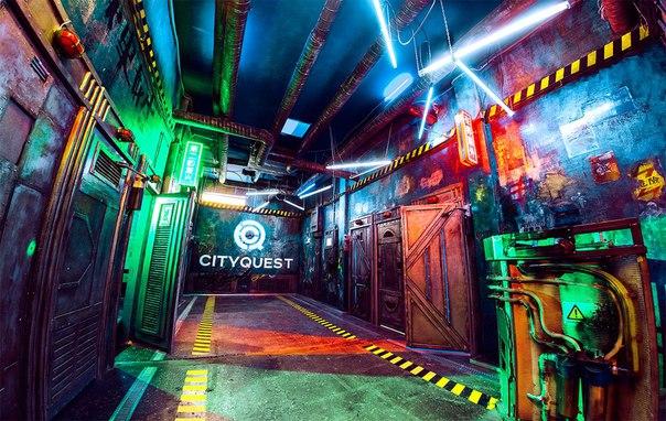 Обзор квест-компании CityQuest
