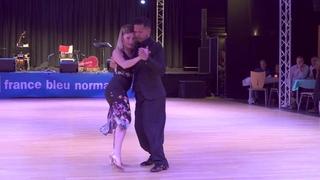 Sebastian Arce and Mariana Montes,
