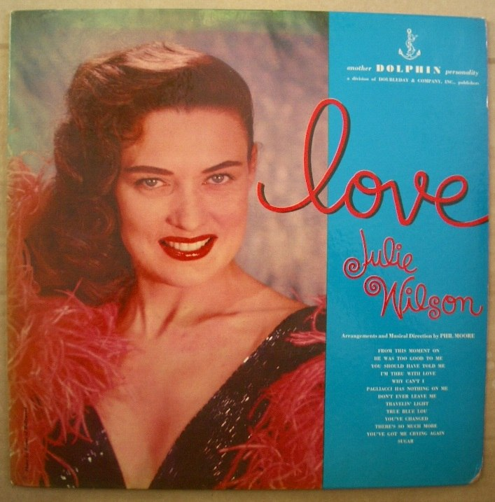 julie wilson - love