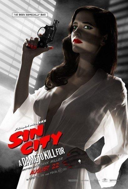 Город грехов 2: Женщина, ради которой стоит убивать (2015)