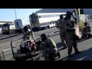 S.W.A.T. Team Assault Competition in Train Station