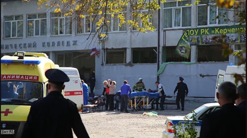 Кубань готова оказать помощь раненым в результате взрыва в Керчи