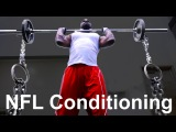 NFL CONDITIONING - Hardcore Off-Season Training Part 2 | D24 Sports