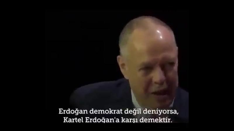 Немецкий эксперт в прямом эфире заявил почему Эрдогана демонизируют