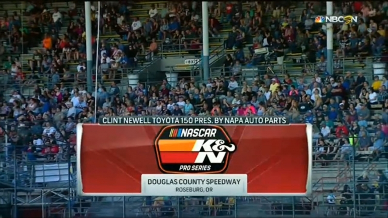2018 NASCAR KN Pro Series West - Round 07 - Roseburg 150