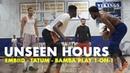 Joel Embiid, Jayson Tatum Mo Bamba Play 1 on 1 | Unseen Hours Ep. 10
