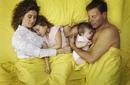 Нужна помощь! Дети спят с нами - старший с папой(8 лет) , младший - со мной(год и три месяца) …