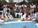 Mestre Baleado - Risomar Torres Arruda: 2º Aulão Zoológico Brasília Escola Capoeira Porto Zumbi. 03