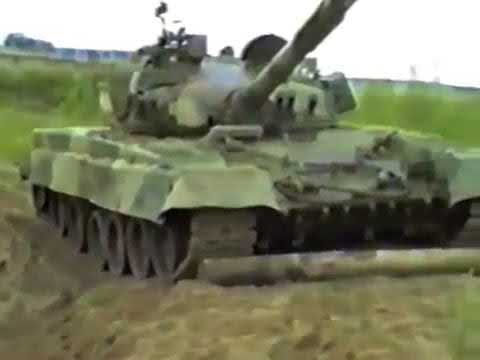 Бревно на танке зачем