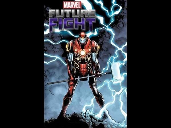 Marvel Future Fight T2 Iron Hammer All Max Review 漫威未來之戰 T2鋼鐵雷神 全滿狀態 全模式導覽