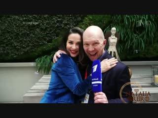 Интервью с Наталией. Первый канал, Россия. Программа