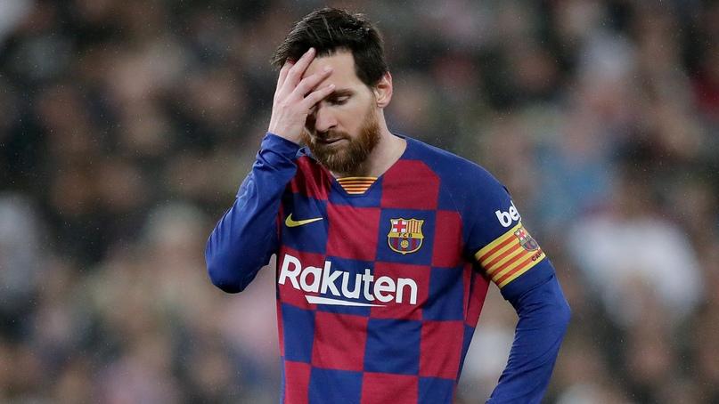 ⚡ Ситуация с форвардом «Барселоны» Лионелем Месси остается неопределенной.