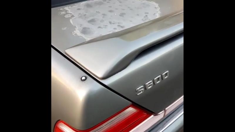 Спойлер Mercedes W140 Lorinser 4 999 ₽ w140lorinser lorinser w140 w140s600 s600 Cartuneeuro cartune разбормерседес Разб