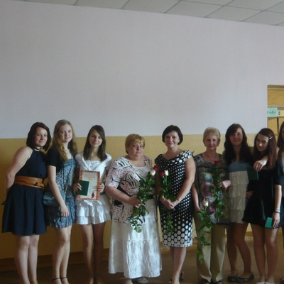 Анна Малик, 6 августа , Минск, id156016670