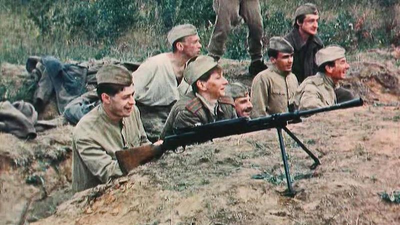 Военные Фильмы РЕАБИЛИТИРОВАННЫЙ - СУДЬБА ГЕНЕРАЛА Военные Фильмы 1941-1945 ВОЕННОЕ КИНО ВОВ