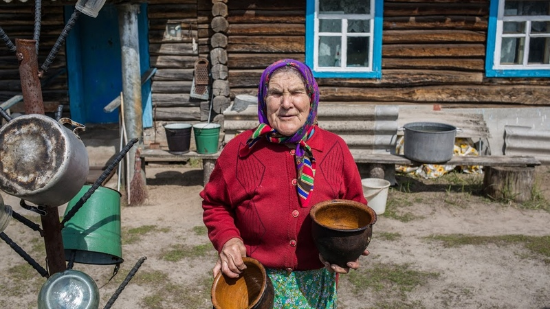 Самосели Чорнобиля: Найгостинніша мешканка Купуватого