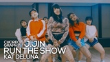 Kat Deluna - Run the show (Remastered) JayJin Choreography