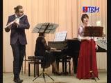 Музыкальный вернисаж. Преподаватели детской музыкальной школы имени Михаила Сакадынца дали концерт для мончегорцев.