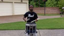 Hes Back! Snare Solo Flamnambulous--U.S. Army All-American Marching Band Audition