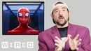 Every Spider-Man in Film TV Explained By Kevin Smith | WIRED
