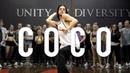 Coco feat Zack Venegas - Black Caviar | Brian Friedman Choreography | Millennium Nashville