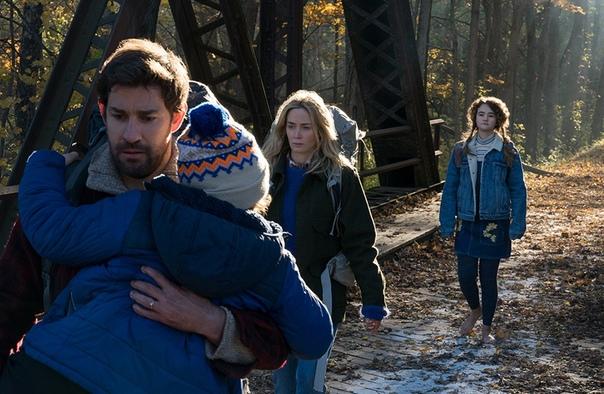 «Тихое место 2» обойдётся без Эмили Блант и выживших детишек