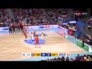 Отборочный турнир ЧМ 2019 Испания Латвия 85 82 17 09 18
