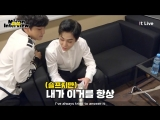 180613 EXO's Xiumin &amp Chanyeol @ !t Live - Micon Interview