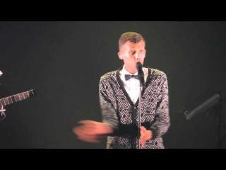 Stromae Lyon Transbo 23/11/2013 - Ta fête & Bâtard & Peace or Violence