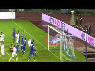 • Henrik Mkhitaryan goal || Italy 2-2 Armenia •