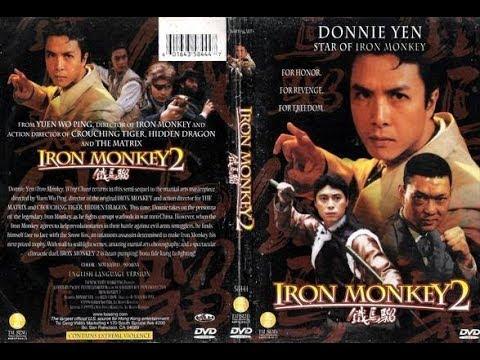 Iron Monkey 2 - Donnie Yen , Lau Kan Wan , Lee Hoi Hing , Billy Chow , (1996)