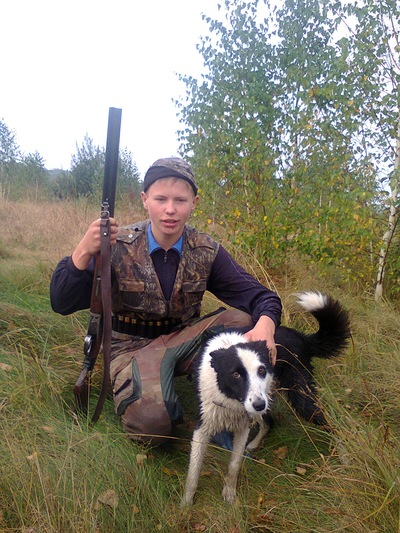 Ваня Дерепаскін, 11 октября 1997, Минск, id213115205