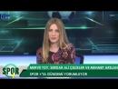 Spor 24 Eylül 2018 TEK PARÇA Serdar Ali Çelikler, Mehmet Arslan, Merve Toy