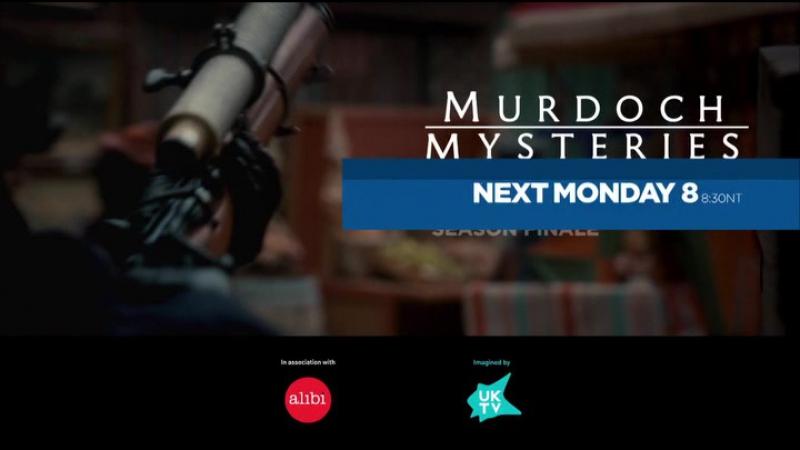 Расследования Мердока (10 сезон 17 серия) | RUS | DexterTV